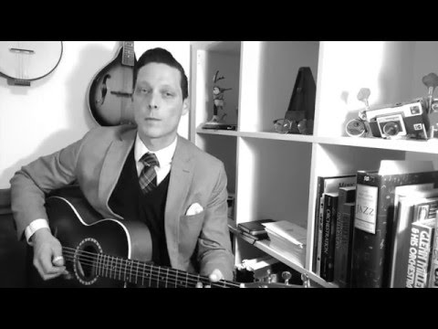 My Blue Heaven - Christopher Davis-Shannon (Gene Austin Cover)
