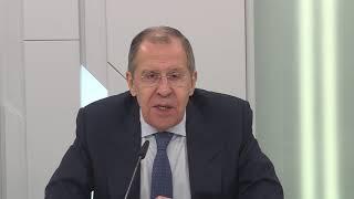 Обращение С.Лаврова для телевизионного проекта «Последний звонок 2020» , Москва, 30 мая 2020 года