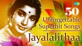 Tribute To Jayalalithaa | 50 Unforgettable Songs