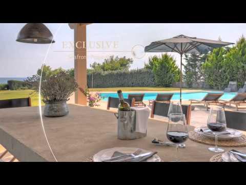 Porto Heli exclusive seafront properties