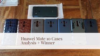 Huawei Mate 10 Pro - Top Cases