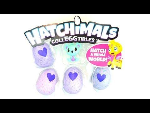 Яица сюрпризы и игрушки  Сюрприз для детеи  Игрушки в яицах сюрпризах  Игрушкин ТВ
