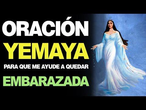 🙏 Oración a Yemaya PARA QUEDARSE EMBARAZADA 🤰
