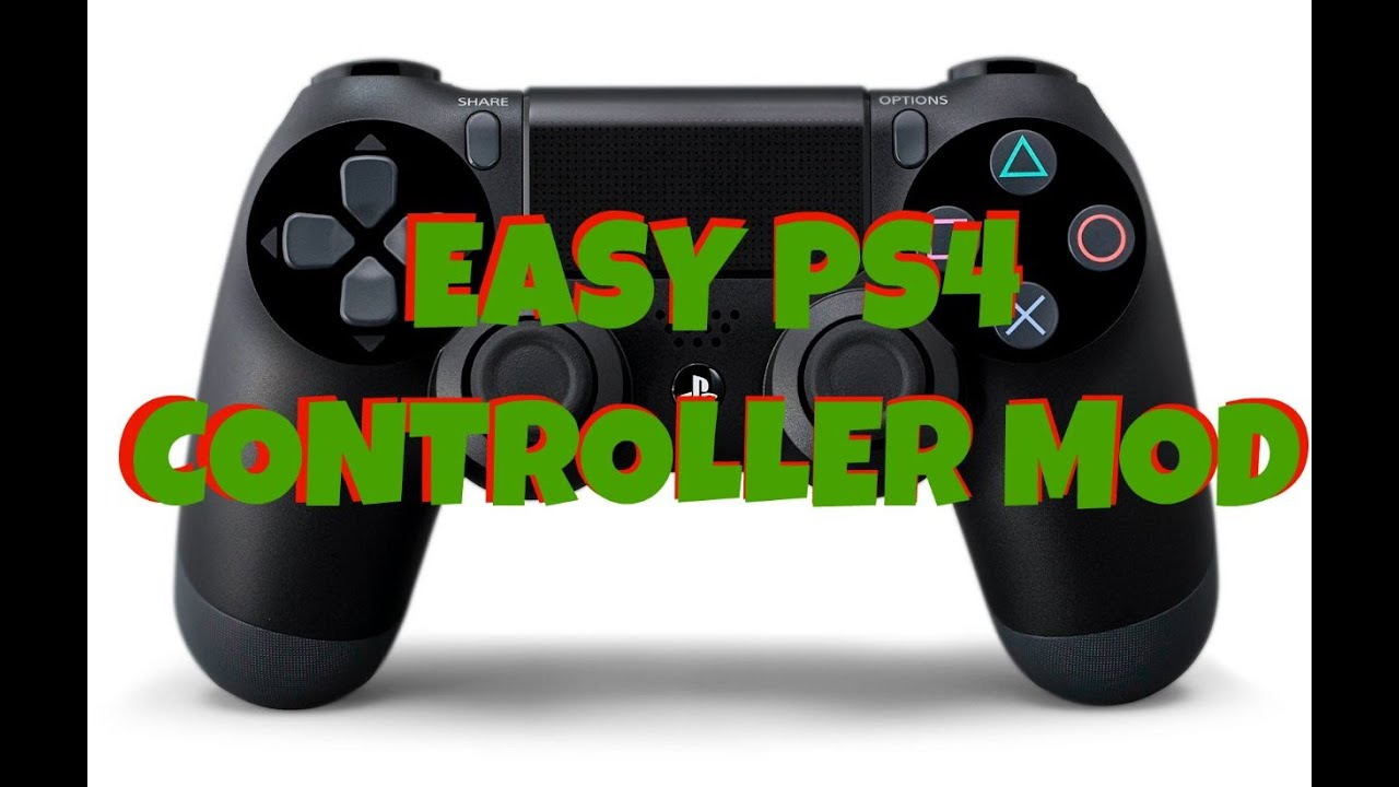 ps3 modded controller aimbot and rapid fire