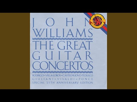 Concerto In D Major For Guitar And String Orchestra: II. Largo