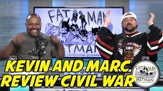 KEVIN AND MARC REVIEW CIVIL WAR