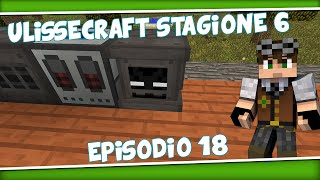 SOUL BINDER - ULISSECRAFT S6 EPISODIO 18 - MINECRAFT MOD ITA