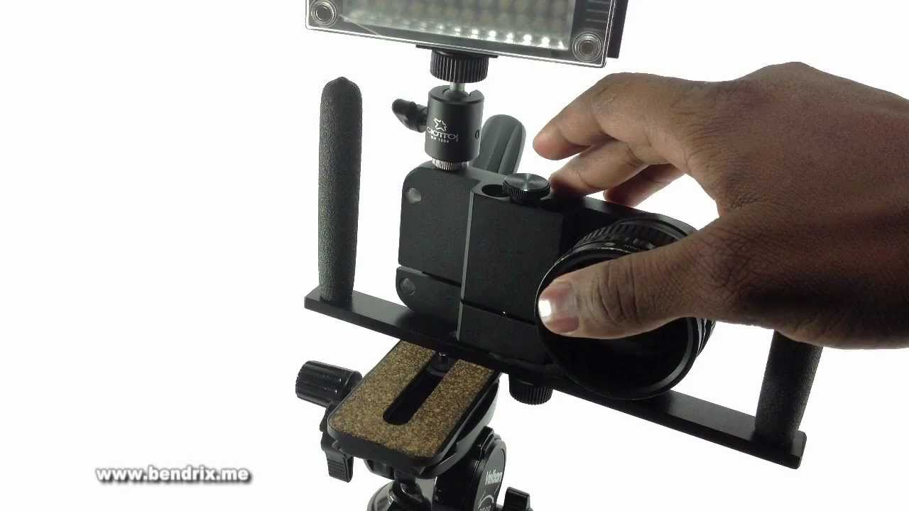 iphone camera stabilizer the ultimate stabilizer and mount for the iphone 11694