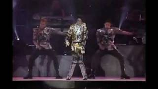 Michael Jackson - FULL HD DVD QUALITY HIStory Tour Seoul '96 Part 2/14
