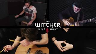 The Witcher 3 OST | Hunt Or Be Hunted | Presnyakov/pARTyzant on guitars, pencils & cajon