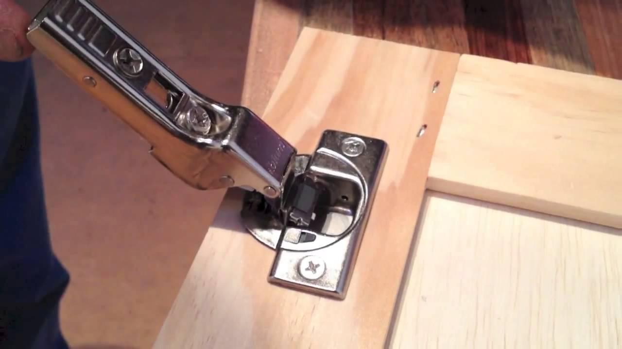 Blum Blumotion Clip Top Hinges Review Tiny House R E