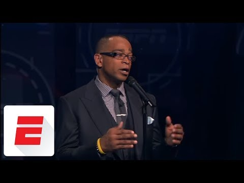 Stuart Scott Uses Poetry To Immortalize Michael Jordan | ESPN Archives
