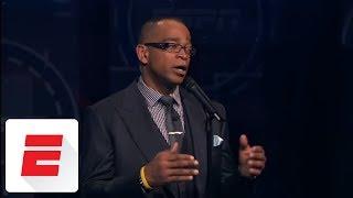 Stuart Scott Uses Poetry To Immortalize Michael Jordan | ESPN Archives thumbnail