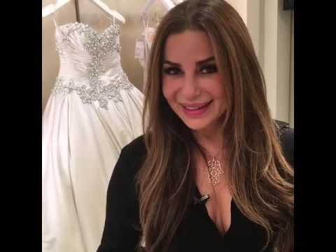Live with the Queen of Bling at the Pnina Tornai Boutique at Kleinfeld