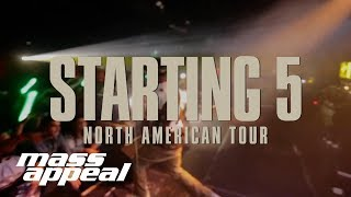 Mass Appeal's Starting 5 Tour Announcement