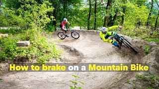 Do you even know how to brake? | How to MTB E2 w/ Rob Warner and Tom Oehler