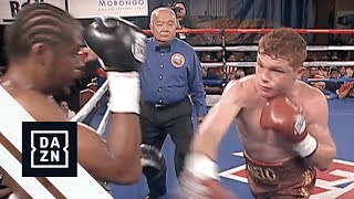 Canelo Alvarez vs. Larry Mosley Highlights