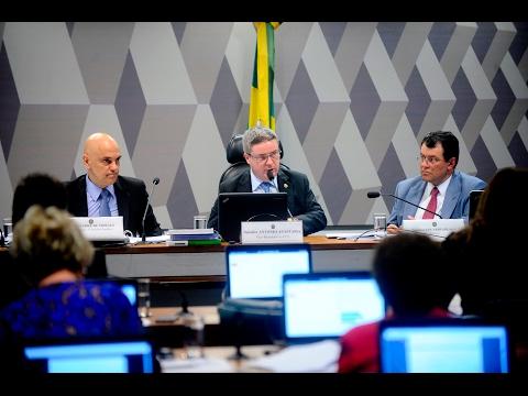 CCJ - Sabatina de Alexandre de Moraes -...