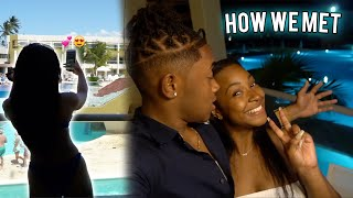 HOW I MET MY CRUSH! 😍 (In Dominican Republic)