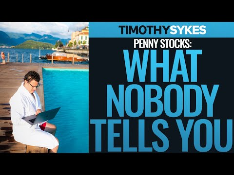 Penny Stocks: What Nobody Tells You