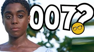 Captain Marvel Actress to Replace 007?