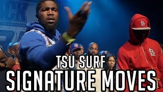 Best of Tsu Surf Signature Moves SUBTITLES | Masked Inasense