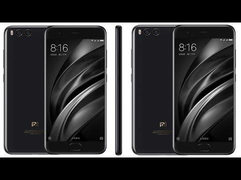 Xiaomi Mi6 - 6GB RAM smartphone
