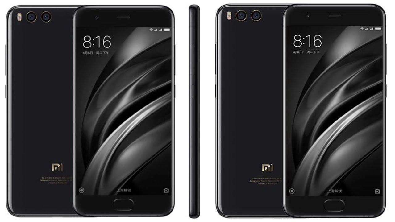 Xiaomi Mi6 - 6GB RAM smartphone - YouTube