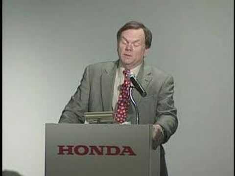 Terry Addresses the CA Hydrogen Business Council - 2 of 3