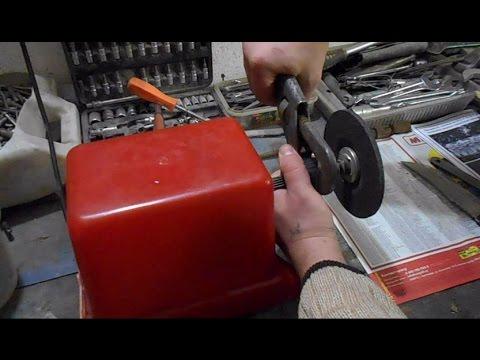 Как сделать мясорубку своими руками видео