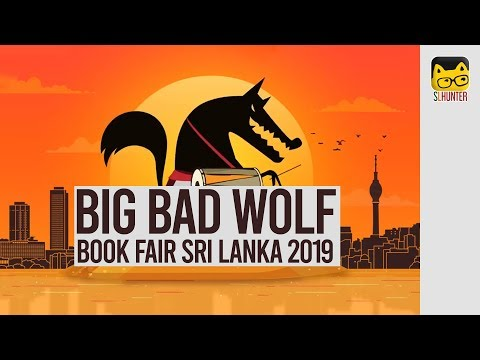 Big Bad Wolf Book Fair Sri Lanka 2019