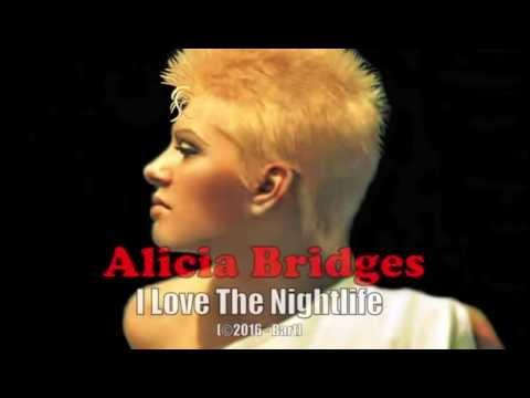 Alicia Bridges - I Love The Nightlife (Karaoke)