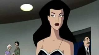 """Mujer Maravilla & Batman [baile] - La Liga De la Justicia Cap. 33 """"Dama de Honor"""""""