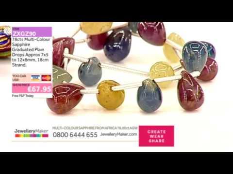 JewelleryMaker LIVE 04/12/16  13:00 - 18:00