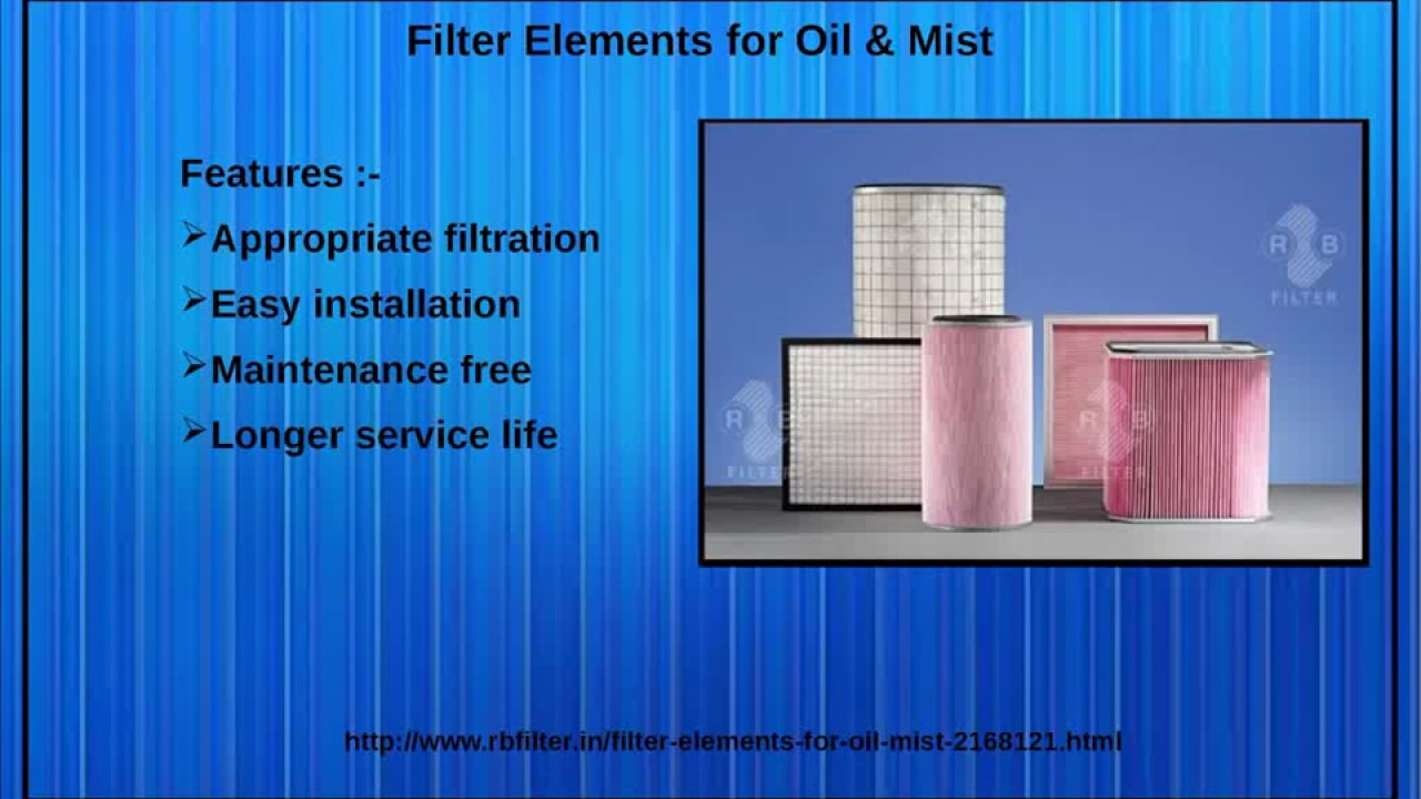 Filter Accessories Manufacturer | Air Filter Elements and Accessories  Supplier