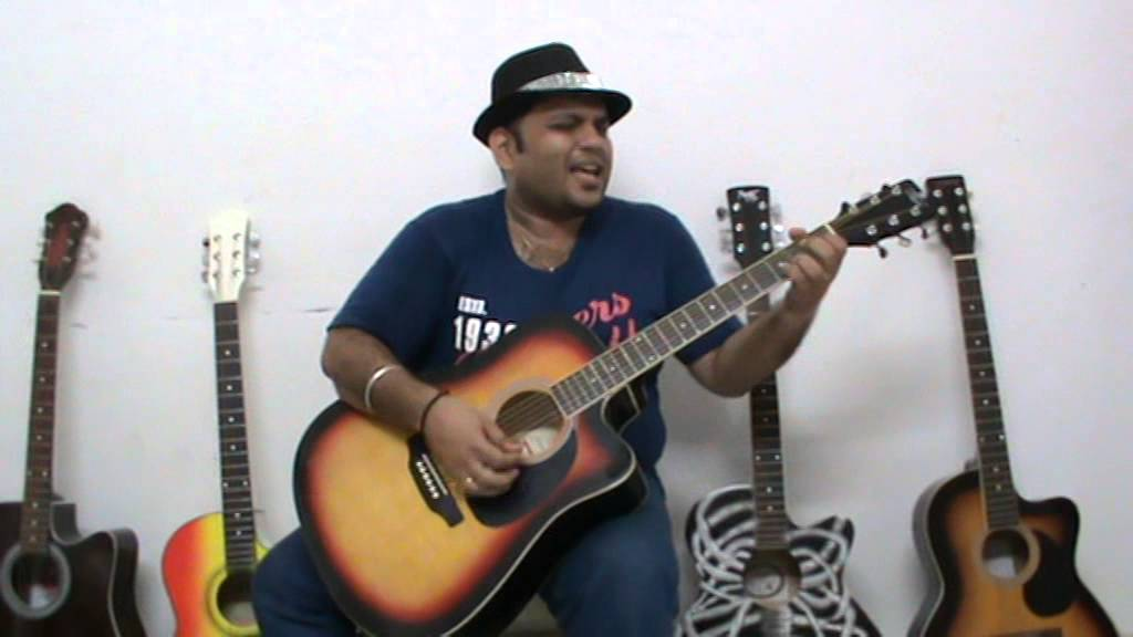 Guitar Cover Song O O Jaane Jaane From Movie Pyar Kiya To Darna kya ...