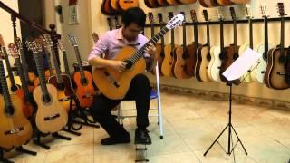 Guitar Nơi Đảo Xa