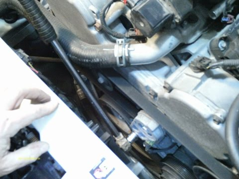 Chrysler 300 3.5L Timing Belt and Water Pump Replacement! Part 1