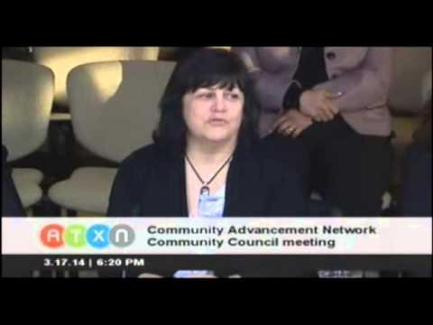 Community Advancement Network - Angela-Jo Touza-Medina