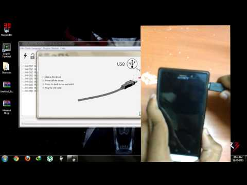 How to relock Bootloader Xperia Sola [HD]