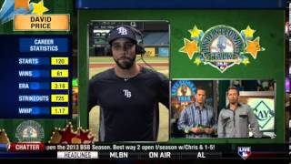 David Price on Intentional Talk