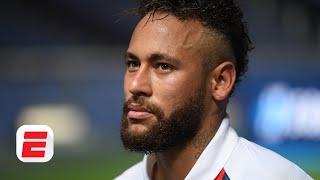 The great Neymar debate: Did he show up for PSG vs. Atalanta? | UEFA Champions League