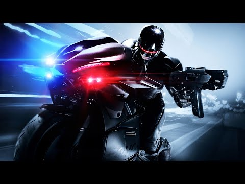 Robocop • Alex Murphy tribute • Two Steps from Hell - Strength of a Thousand Men
