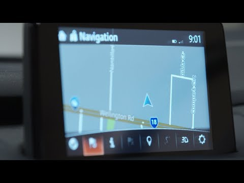 How To Update Your Mazda Maps