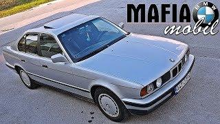 BAVARSKA KAMATARKA - BMW 5 Series (E34) 1990.