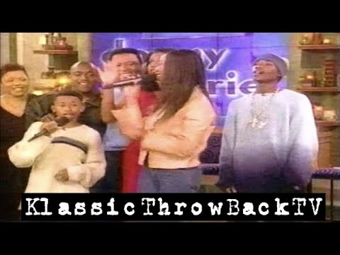 Moesha Cast Sings Theme Song (1999)