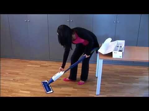 How To Use The Bona Spray Mop