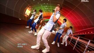 B1A4 - Only Learned Bad Things, 비원에이포 - 못된 것만 배워서, Music Core 20110702