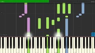 Queen - My Life Has Been Saved (Piano Tutorial)
