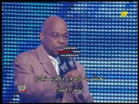 SMACKDOWN General Manager Theodore Long's entrance-HD ...